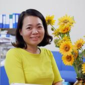 Bà Hà Thị Thương