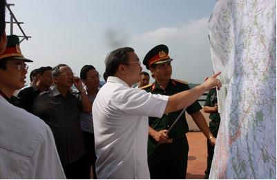 Diễn tập ứng phó thiên tai Việt Nam