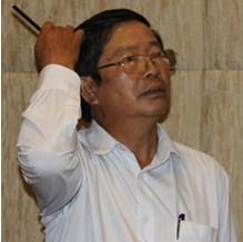 Ông Huỳnh Chờ - Giám đốc nhân sự Viettronimex, Đà Nẵng