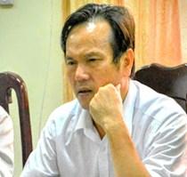 Ông Lê Quang Hòa - Phó trưởng Ban QL KKT Đông Nam, Nghệ An