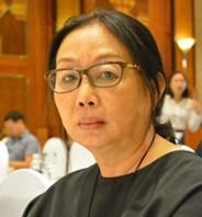 Bà Trần Thị Hạnh - Giám đốc công ty TNHH vận tải Khải Thịnh