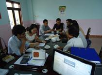 Lãnh đạo Công ty cổ phần Thiên Phúc- Bình Định