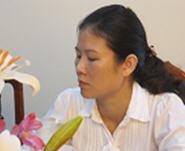 Bà Nguyễn Thị Thu Hà - Giảng viên nguồn Nghệ An