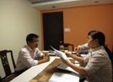 Ông Lê Quý Anh Hùng – Trưởng phòng Công ty cổ phần du lịch DMZ - Huế