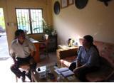 Ông Đỗ Minh Sơn -  Giám đốc Công ty trách nhiệm hữu hạn Mây Việt - Khánh Hòa