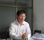 Ông Võ Văn Đại – Giám đốc Công ty Cổ phần Thủy sản Vạn Phần - Nghệ An